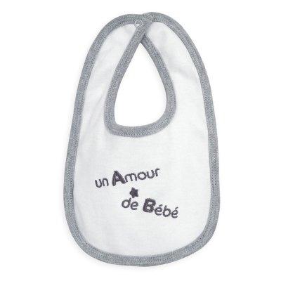 Kit 5 pièces 1 mois un amour de bébé Trois kilos sept
