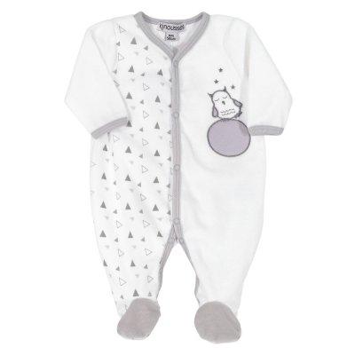 Pyjama dors bien y hibou graphique Trois kilos sept