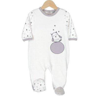Pyjama dors bien hibou graphique Trois kilos sept