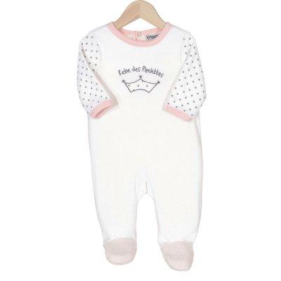 Pyjama dors bien reine des piplettes Trois kilos sept