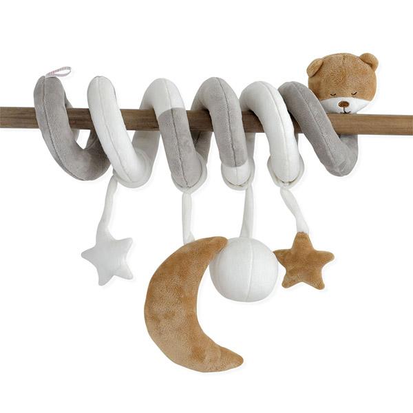 jouet d 39 veil b b spirale d 39 activit gros dodo 5 sur. Black Bedroom Furniture Sets. Home Design Ideas