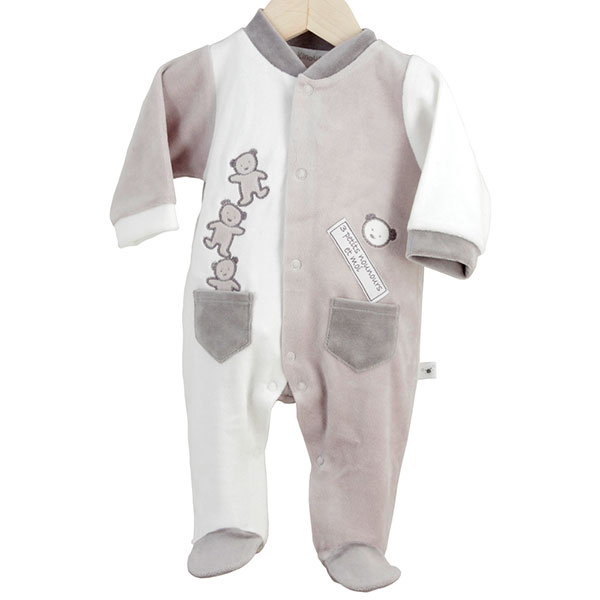 Pyjama dors bien y-3 petits ours Trois kilos sept