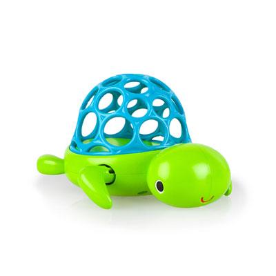 Jouet de bain bébé tortue qui nage Oball
