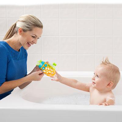 Jouets de bain bébé tubmarine Oball