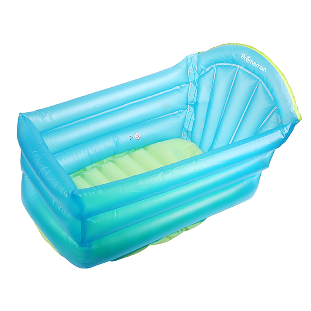 baignoire gonflable vert acqua de premaman sur allob b. Black Bedroom Furniture Sets. Home Design Ideas