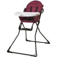 Chaise haute bébé théo red
