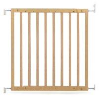 Barrière de sécurité clicwood naturel 63.5-105.5 cm