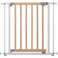 Barrière de sécurité easyclose easywood naturel 73-81.5 cm