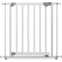 Barrière de sécurité easyclose easywood blanc 73-81.5 cm