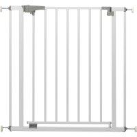 Barrière de sécurité easyclose easymetal blanc 73-81.5 cm