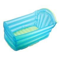 Baignoire gonflable vert acqua