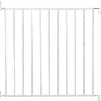 Barrière de sécurité clicmetal blanc 60-107 cm Premaman