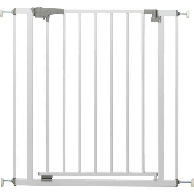 Barrière de sécurité easyclose easymetal blanc 73-81.5 cm Premaman