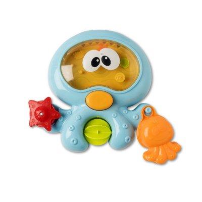 Jouet de bain bébé pieuvre fun Premaman