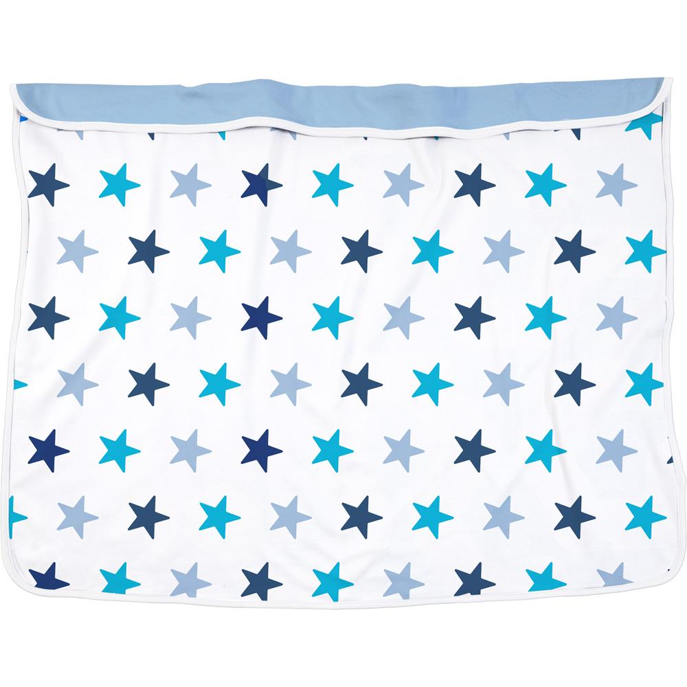 couverture b b dooky toiles bleu de dooky sur allob b. Black Bedroom Furniture Sets. Home Design Ideas