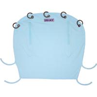 Protection pour poussette nacelle et coque dooky bleu ciel