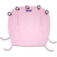 Protection pour poussette nacelle et coque dooky rose clair