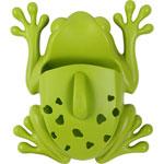 Rangement égouttoir jeux de bain frop pod grenouille pas cher