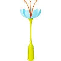 Fleur stem pour sèche biberon grass ou lawn orange / bleu