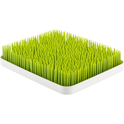 Grand égouttoir biberons lawn gazon vert Boon