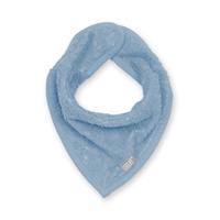 Bavoir bandana blue
