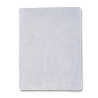 Housse pour matelas à langer gris clair