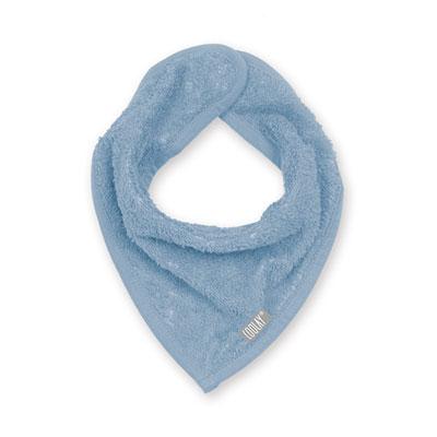 Bavoir bandana blue Coolay