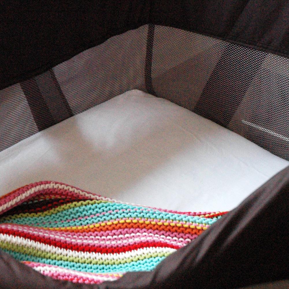 Drap housse 95 x 65 cm blanc pour lit sena de outlander for Drap housse 90x140 pour lit evolutif