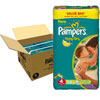 Couches baby dry taille 4 (8-16 kg) 174 couches Pampers