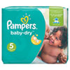 Couches baby dry taille 5 (11-25 kg) 144 couches Pampers
