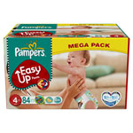 Mega pack 84 couches easy up pants maxi t4 (8/15 kg) pas cher