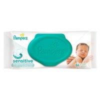 Lingettes bébé sensitive - 56 pièces