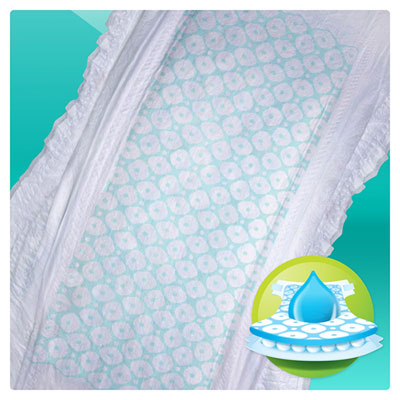 Couches baby dry taille 3 (5-9 kg) 30 couches Pampers