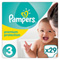 Couches premium new baby taille 3 (5-9 kg kg) 29 couches Pampers
