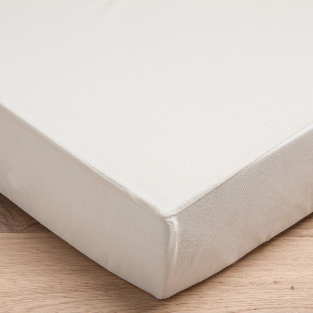 al se organic jersey pur coton d 39 origine bio 70x140 cm cru de babycalin sur allob b. Black Bedroom Furniture Sets. Home Design Ideas