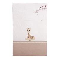 Couverture bébé sophie la girafe