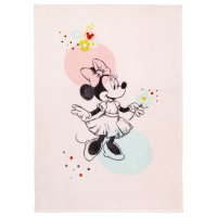 Couverture 100 x 140 cm minnie floral