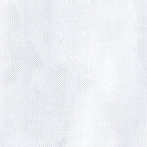 Drap housse + alèse 2 en 1 60x120cm blanc