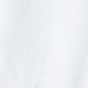 Drap housse + alèse 2 en 1 70x140cm blanc