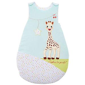 Gigoteuse naissance sophie la girafe velour