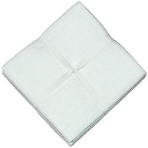 Lot de 6 couches tissu