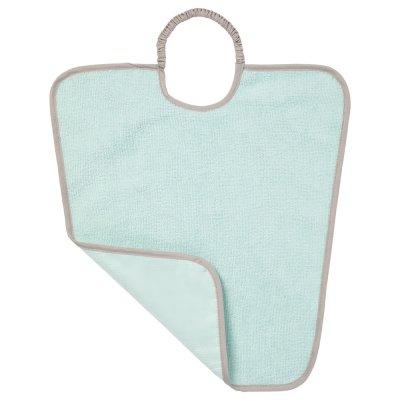 Lot de 3 bavoirs maternelle microfibre Babycalin