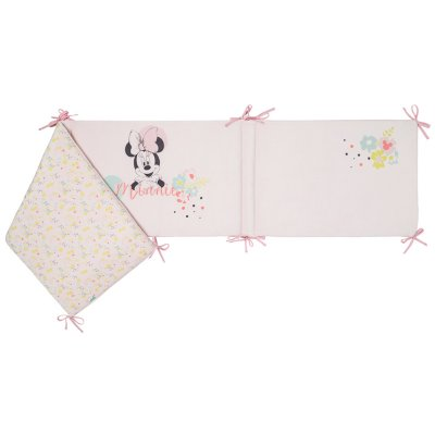 Tour de lit minnie floral Babycalin