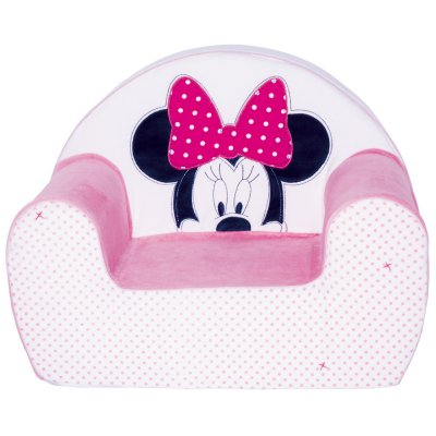 Fauteuil club minnie patchwork Babycalin