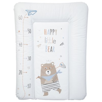 Matelas à langer essentiel 50 x 70 cm happy little bear Babycalin