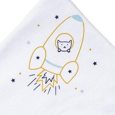 Sortie de bain bébé cosmic Babycalin