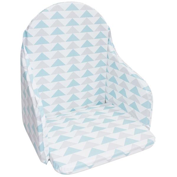 Coussin de chaise géometrique Babycalin