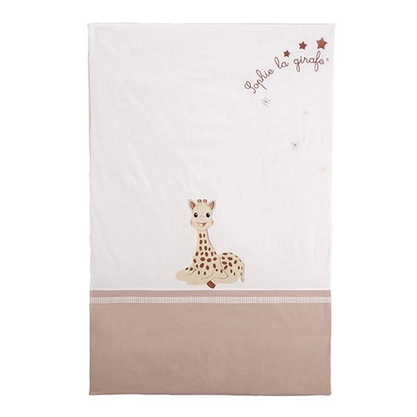 Couverture bébé sophie la girafe Babycalin