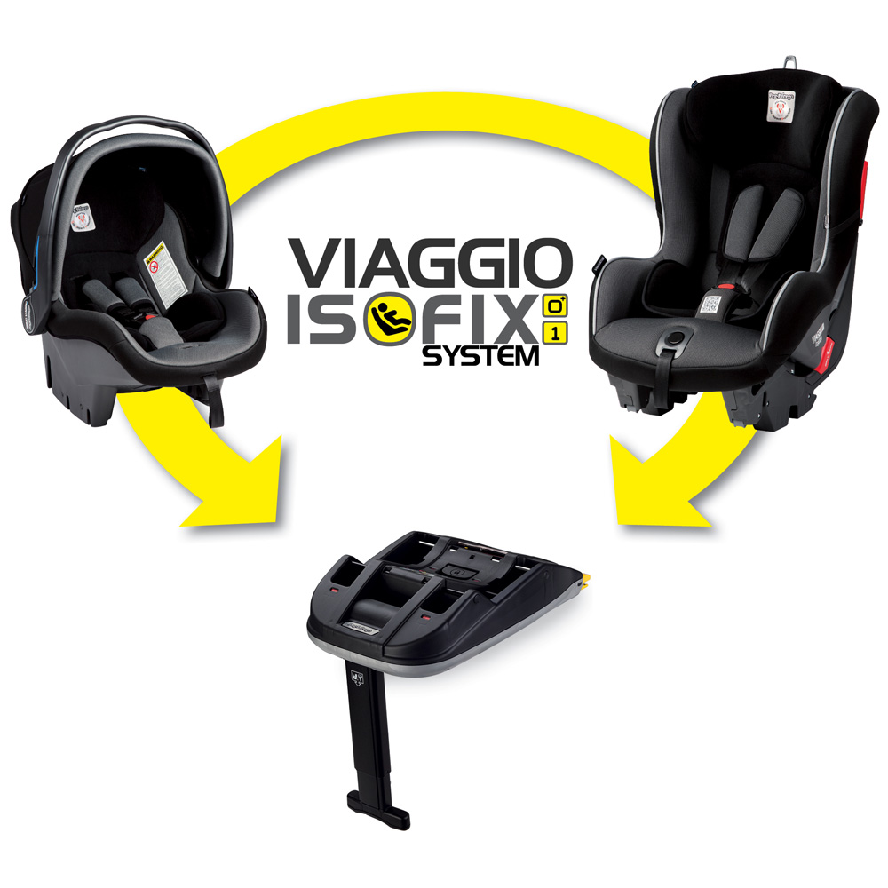 base si ge auto isofix primo viaggio et viaggio groupe 0 0 1 de peg perego sur allob b. Black Bedroom Furniture Sets. Home Design Ideas