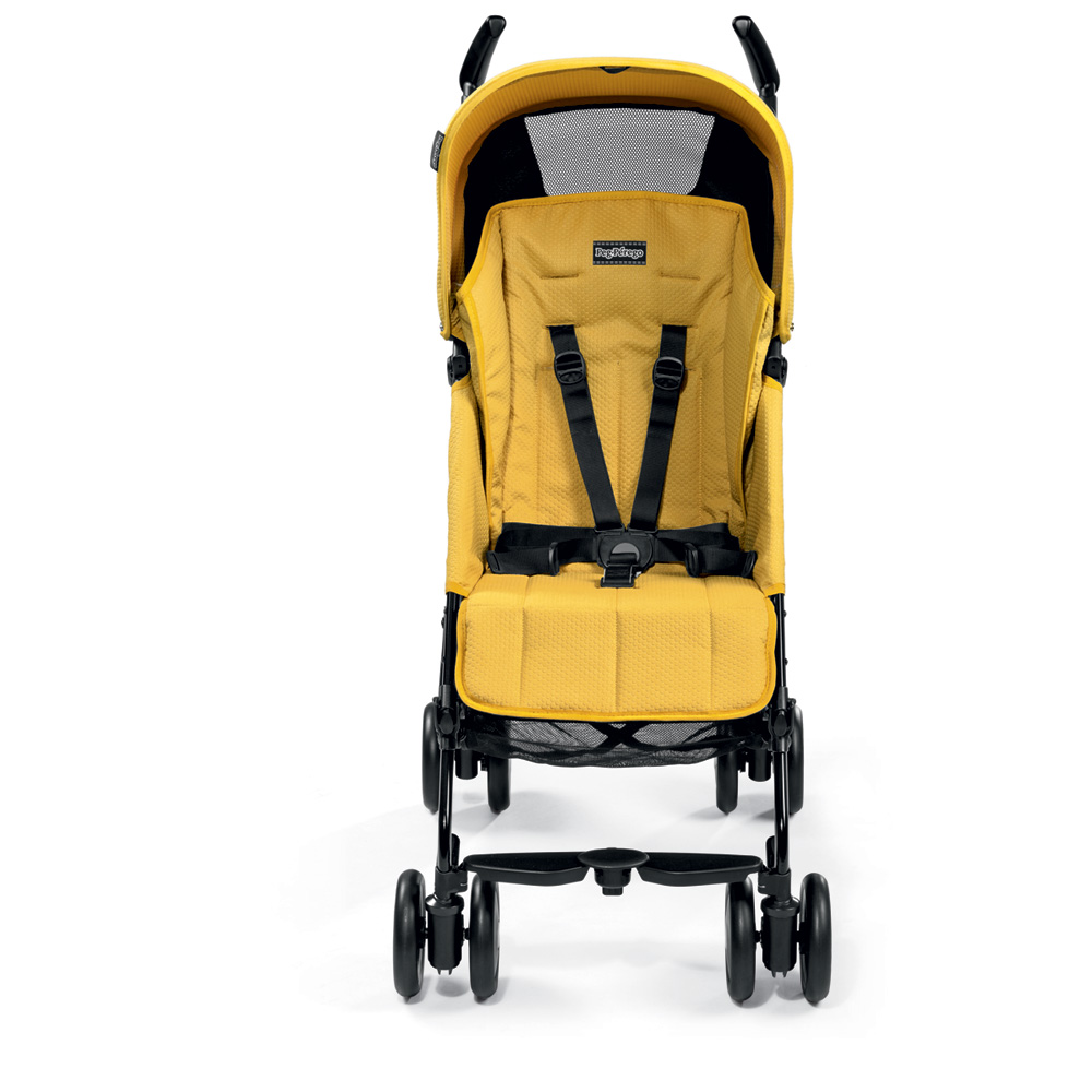 poussette canne pliko mini classico mod yellow de peg perego chez naturab b. Black Bedroom Furniture Sets. Home Design Ideas